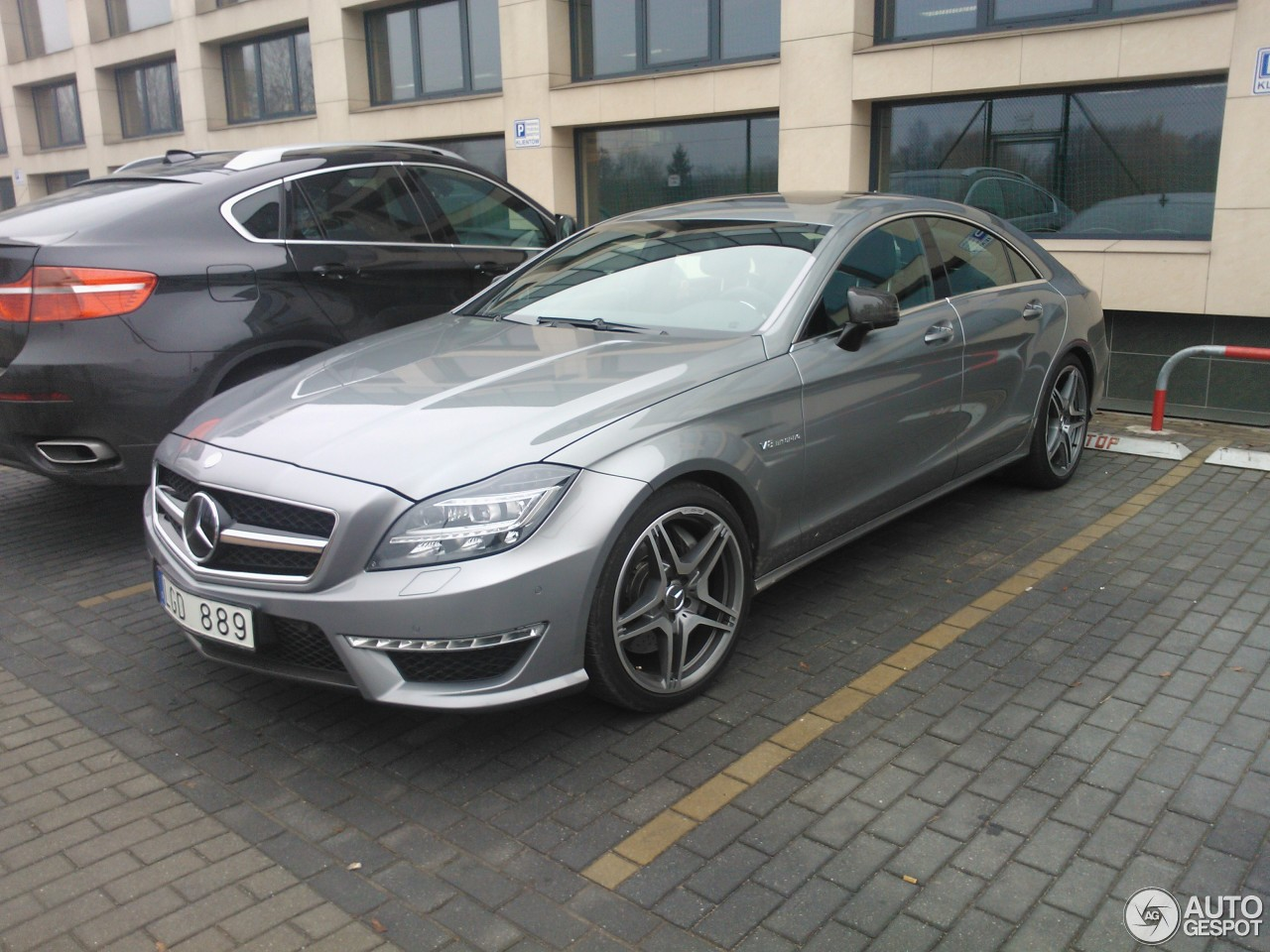 Mercedes benz cls 63 amg c218 19 november 2012 autogespot for Mercedes benz cls 2012 price