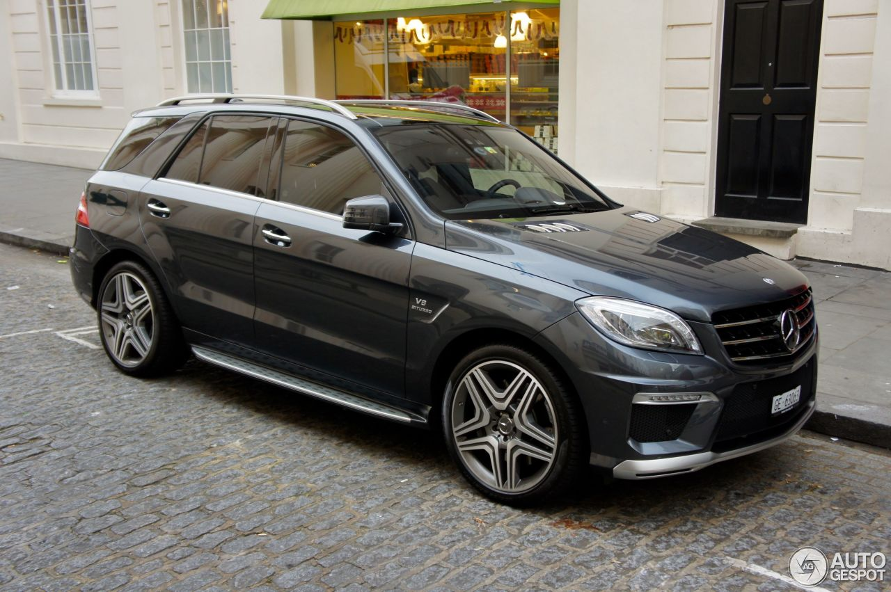 mercedes benz ml 63 amg w166   19 november 2012   autogespot
