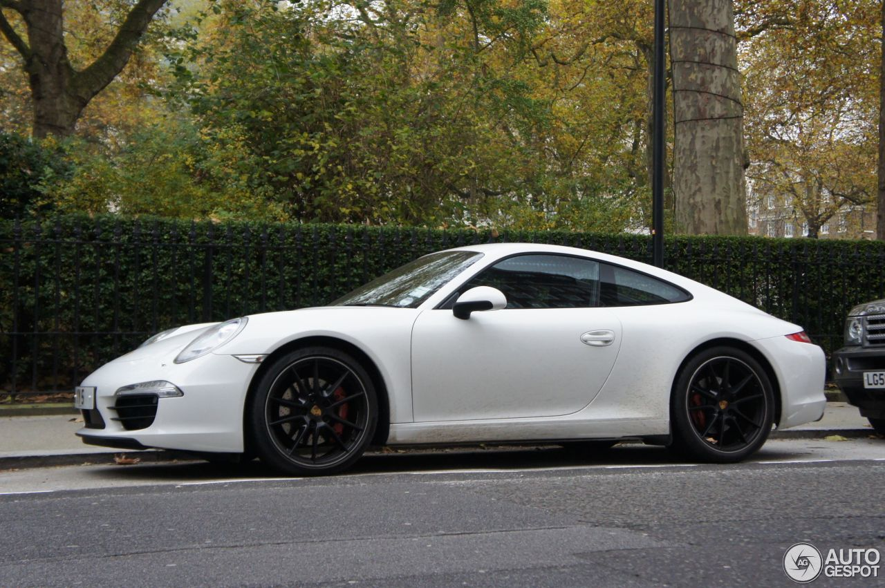Porsche 991 Carrera S  19 November 2012  Autogespot