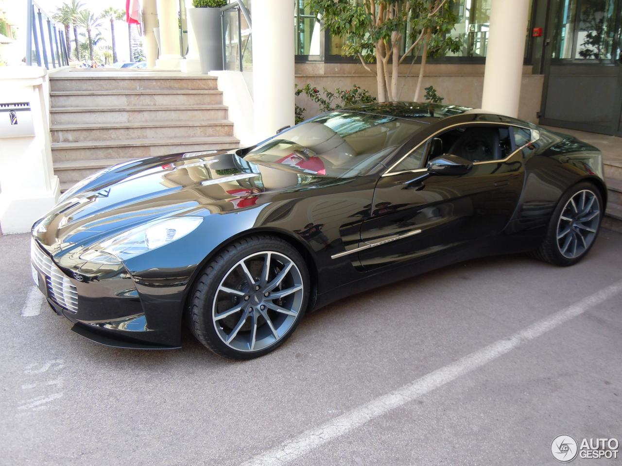 Aston Martin One 77 Price in India 5 i Aston Martin One 77 5