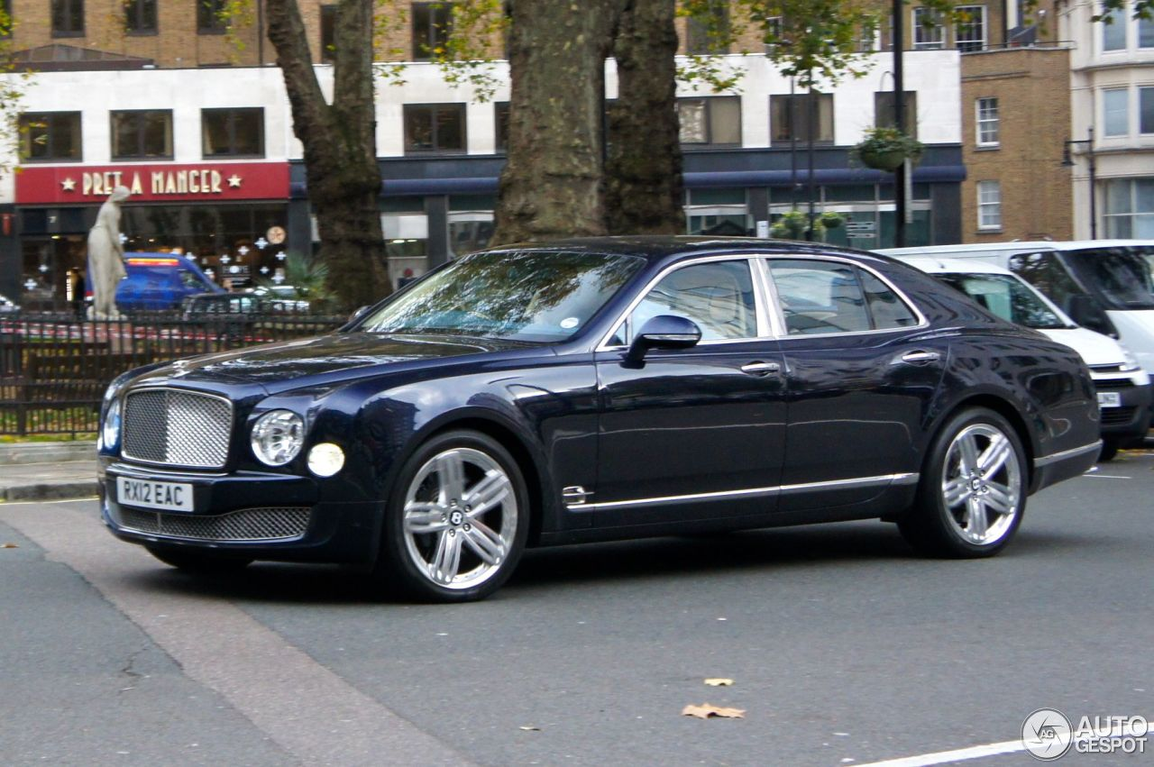 Bentley Mulsanne 2009 20 November 2012 Autogespot