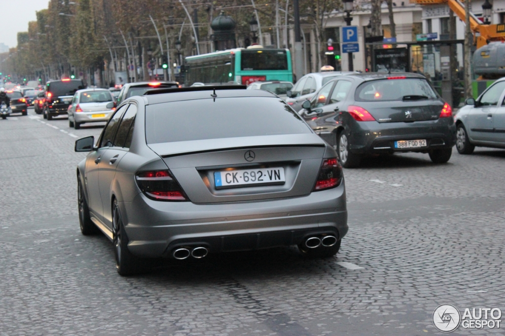 Mercedes Benz C 63 Amg W204 20 November 2012 Autogespot