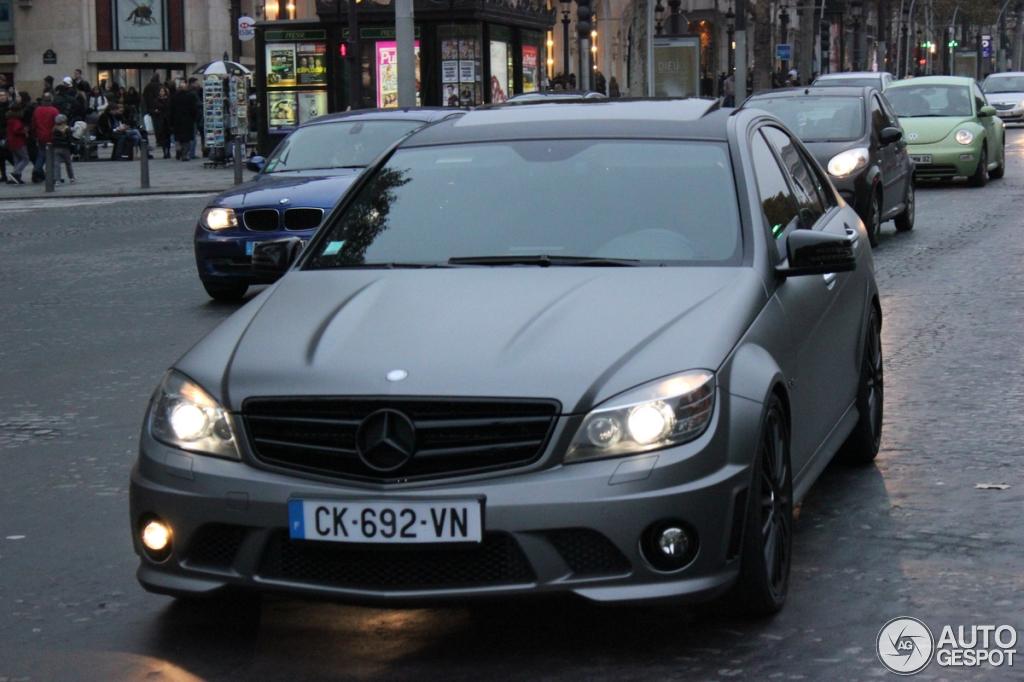 Mercedes Benz C 63 Amg W204 20 November 2012 Autogespot