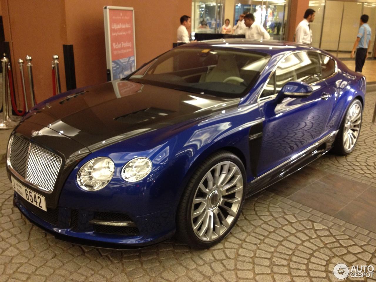Bentley mansory continental gt 2012 21 november 2012 autogespot 1 i bentley mansory continental gt 2012 1 vanachro Gallery
