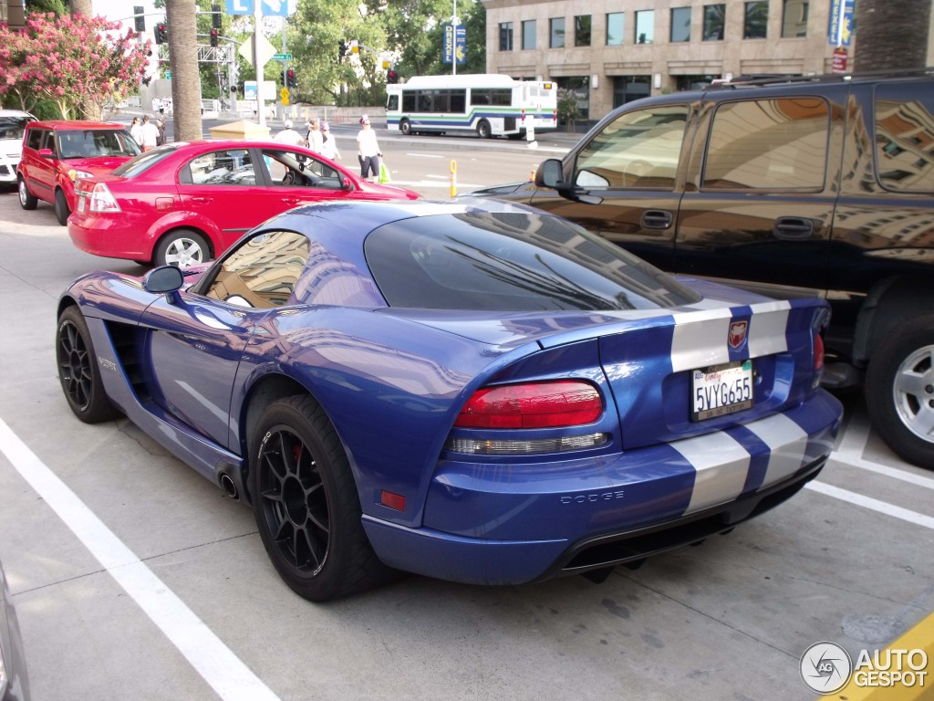 Dodge Viper Srt 10 Coup 233 2003 21 November 2012 Autogespot