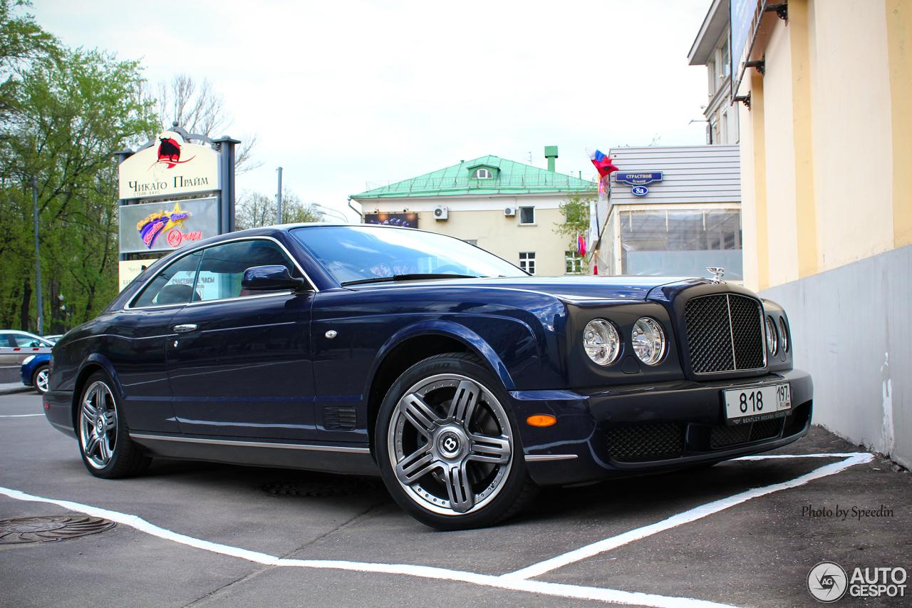 Bentley Brooklands – pictures, information and specs - Auto ...