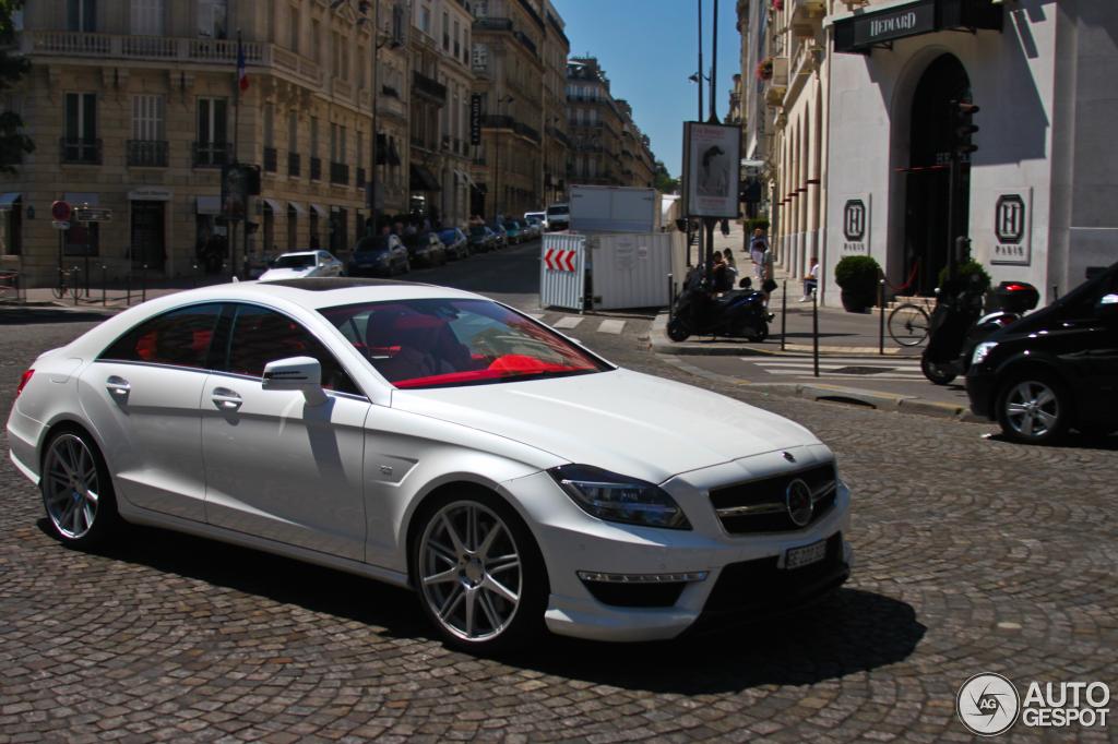 Mercedes Benz Carlsson Cls Ck 63 Rs 22 November 2012