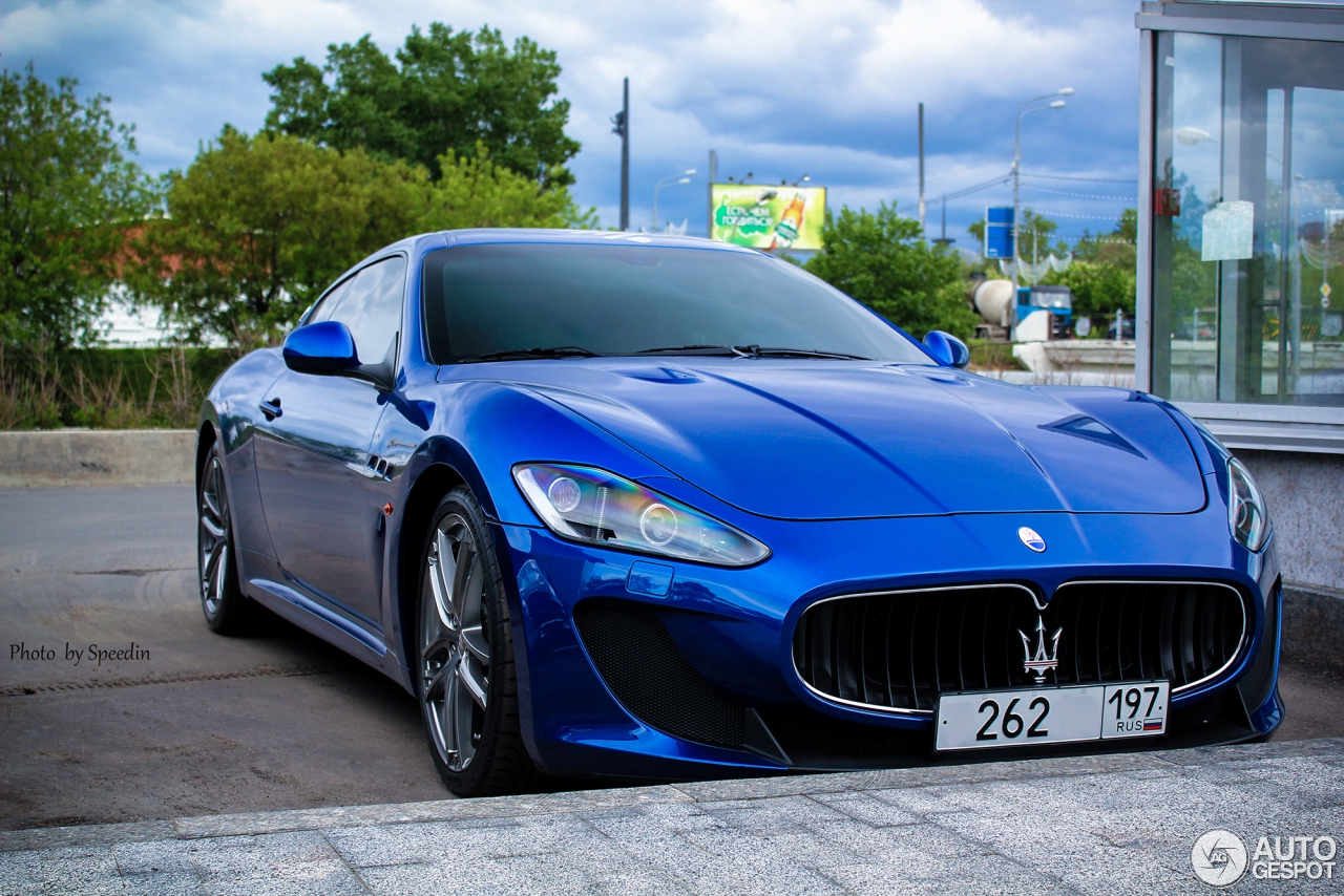 maserati granturismo mc stradale 23 november 2012. Black Bedroom Furniture Sets. Home Design Ideas