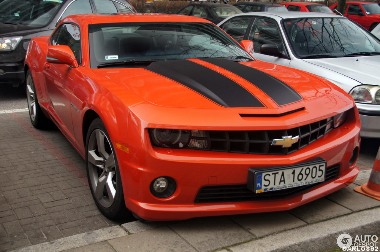 Warsaw In Chevrolet >> Chevrolet Camaro SS - 24 November 2012 - Autogespot