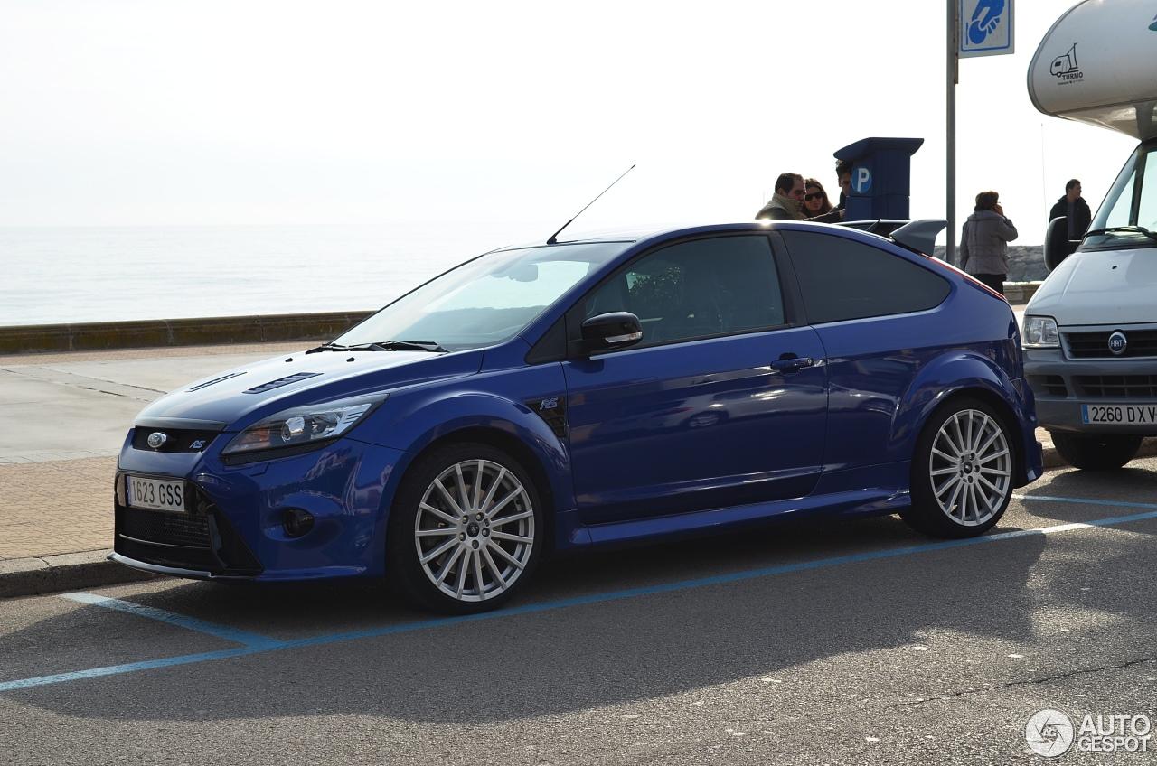 Ford Focus RS 2009 - 25 November 2012 - Autogespot