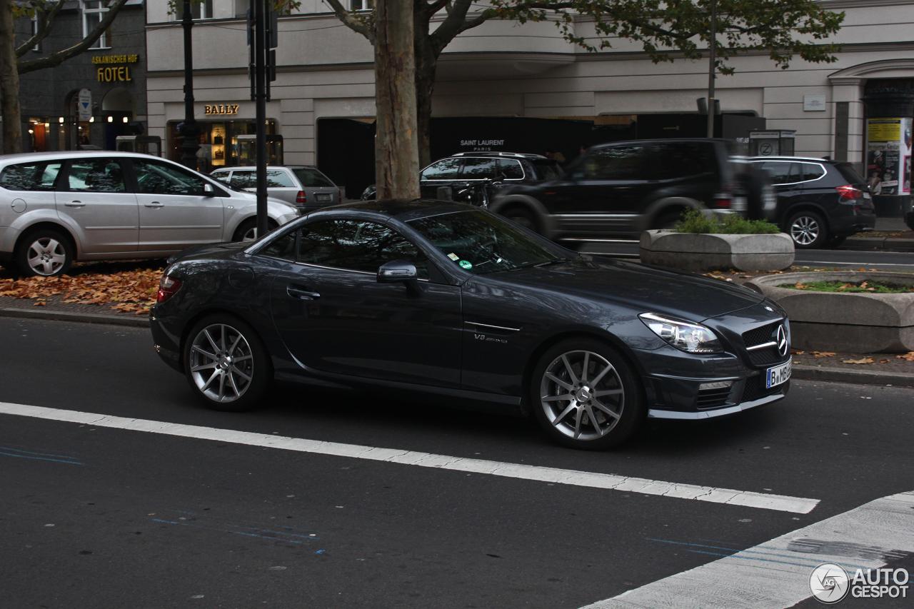 Mercedes Benz Slk 55 Amg R172 25 November 2012 Autogespot