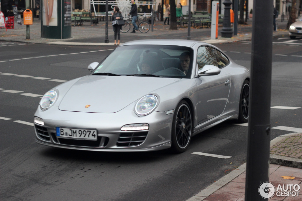 porsche 997 carrera 4 gts 25 november 2012 autogespot. Black Bedroom Furniture Sets. Home Design Ideas