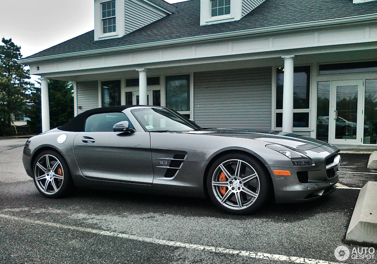 Sls Amg Roadster For Sale Sls Amg Roadster 5