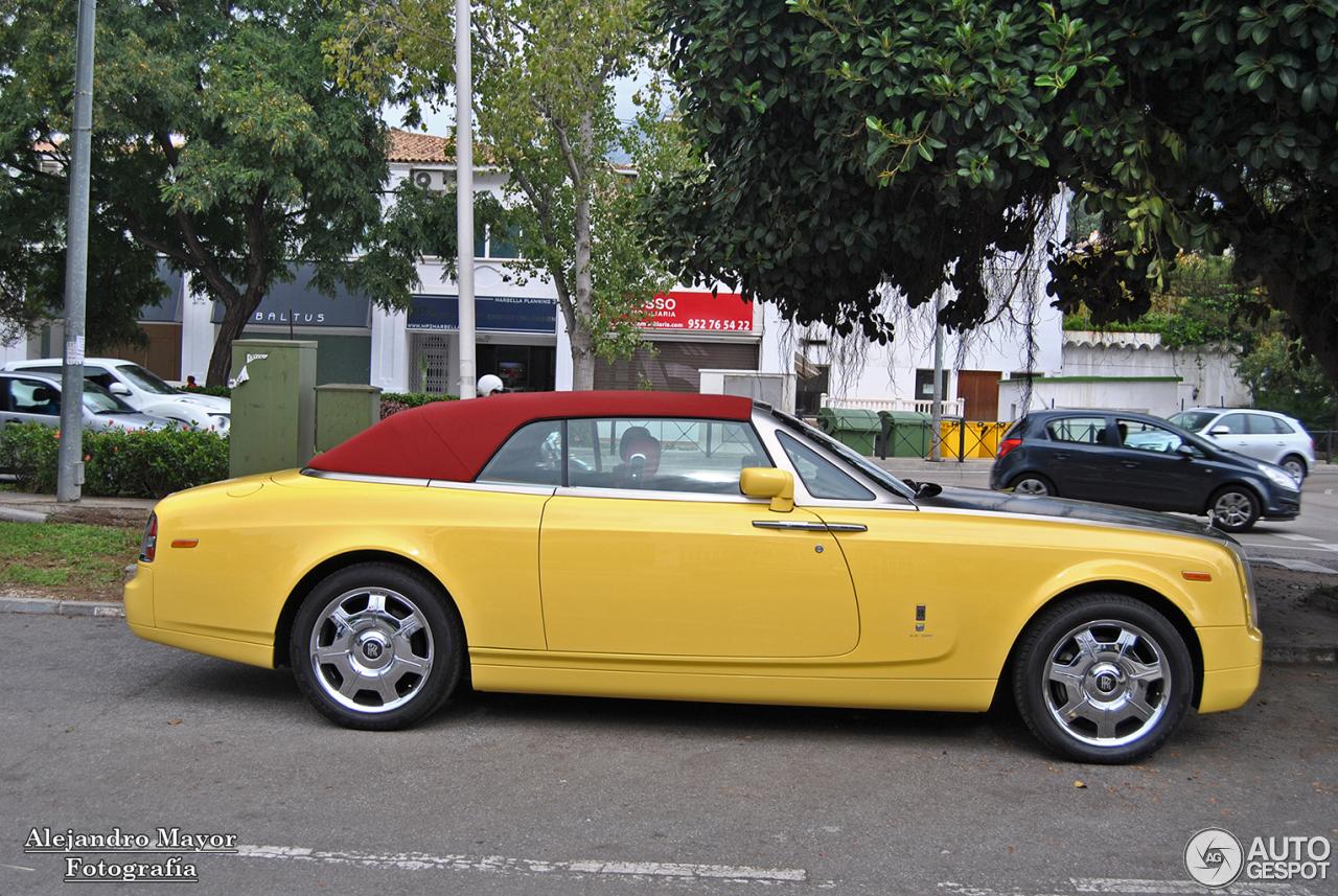 Rolls Royce Phantom Drophead Coup 233 26 November 2012