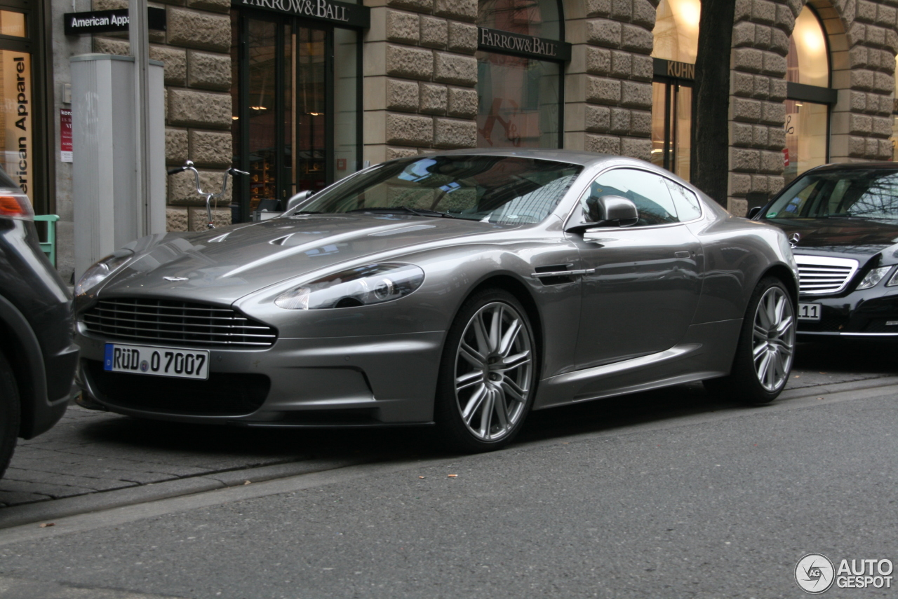 Aston Martin DBS November Autogespot - Aston martin apparel