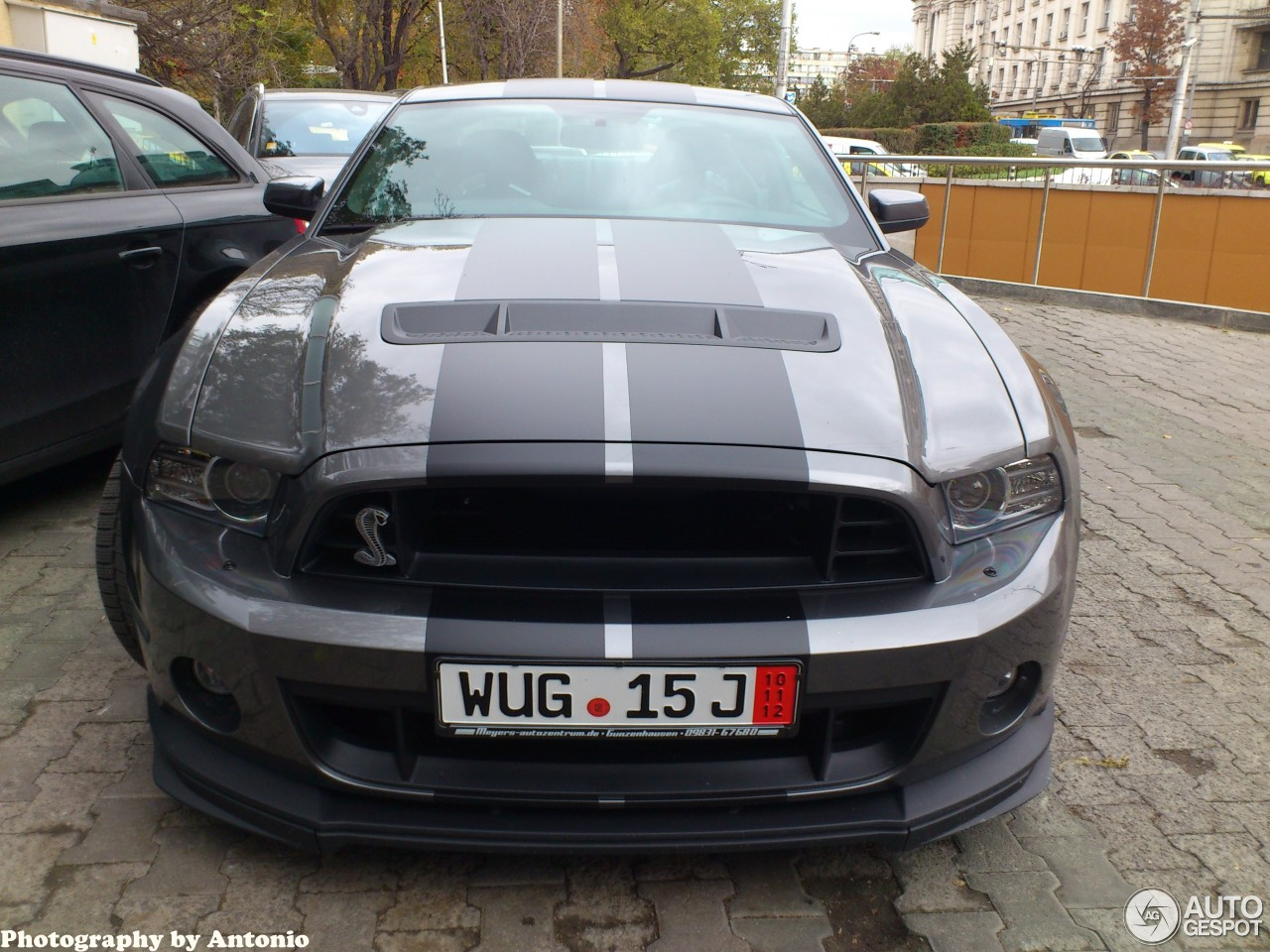 Ford Mustang Shelby Gt500 2013 27 November 2012 Autogespot