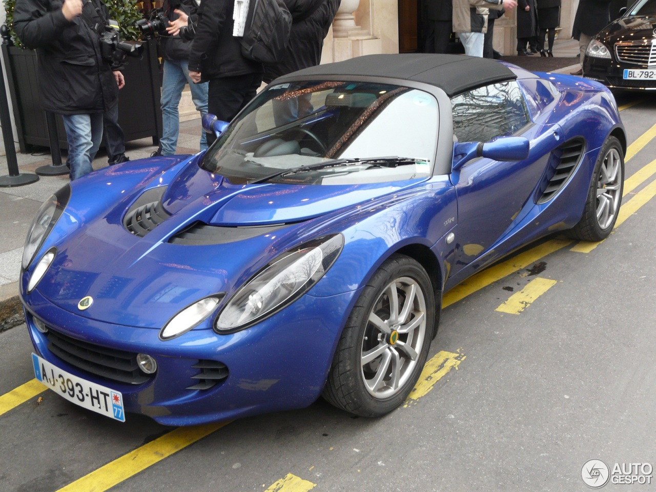 lotus elise s2 111r 27 novembre 2012 autogespot. Black Bedroom Furniture Sets. Home Design Ideas