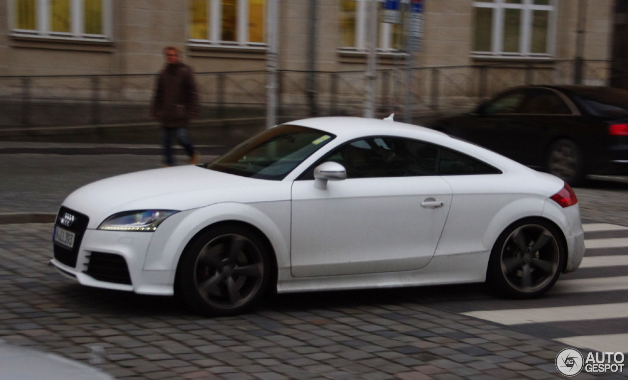 Audi Tt Rs 28 November 2012 Autogespot