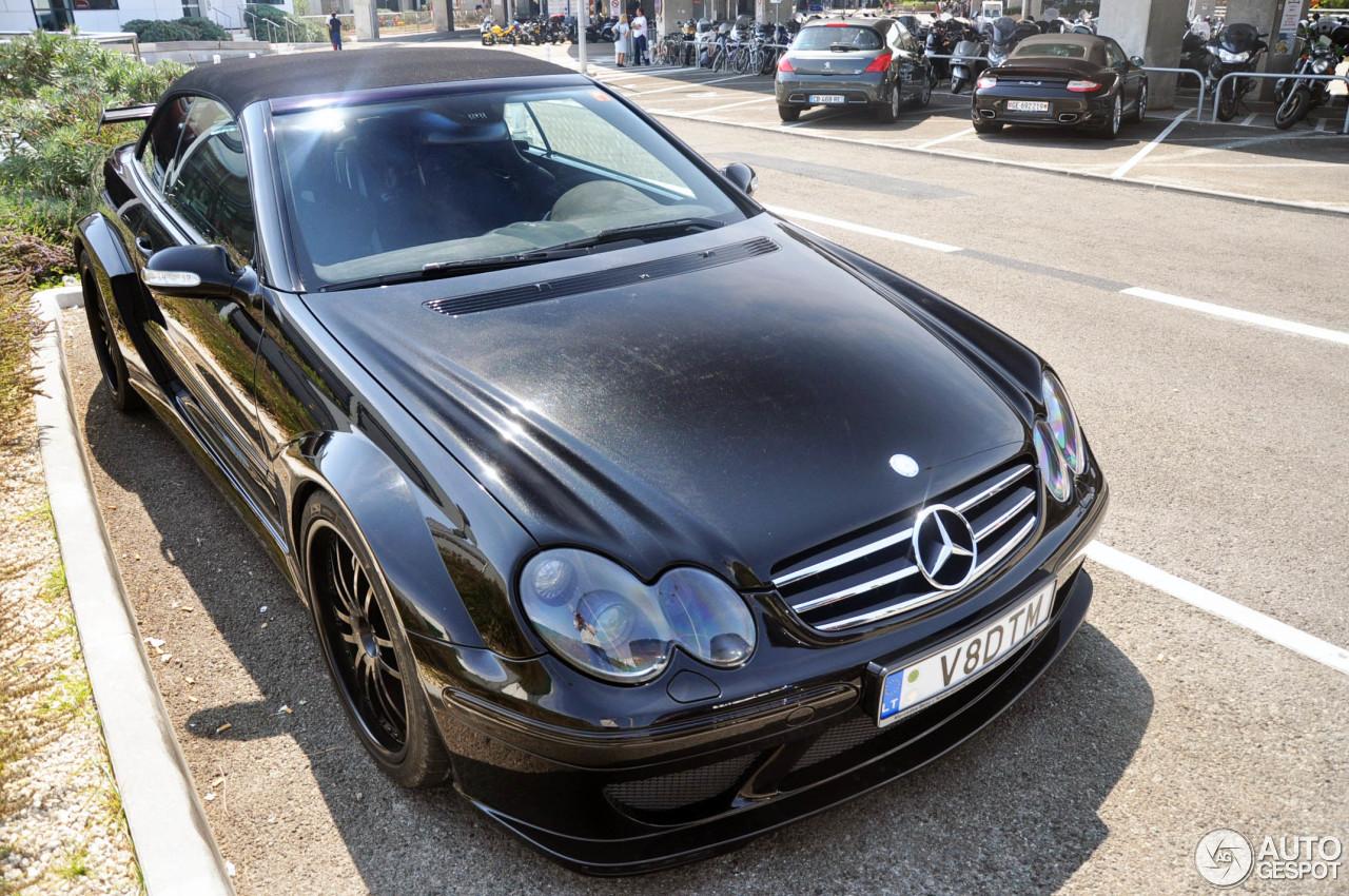 Mercedes benz clk dtm amg cabriolet 29 novembre 2012 for Mercedes benz clk 2012
