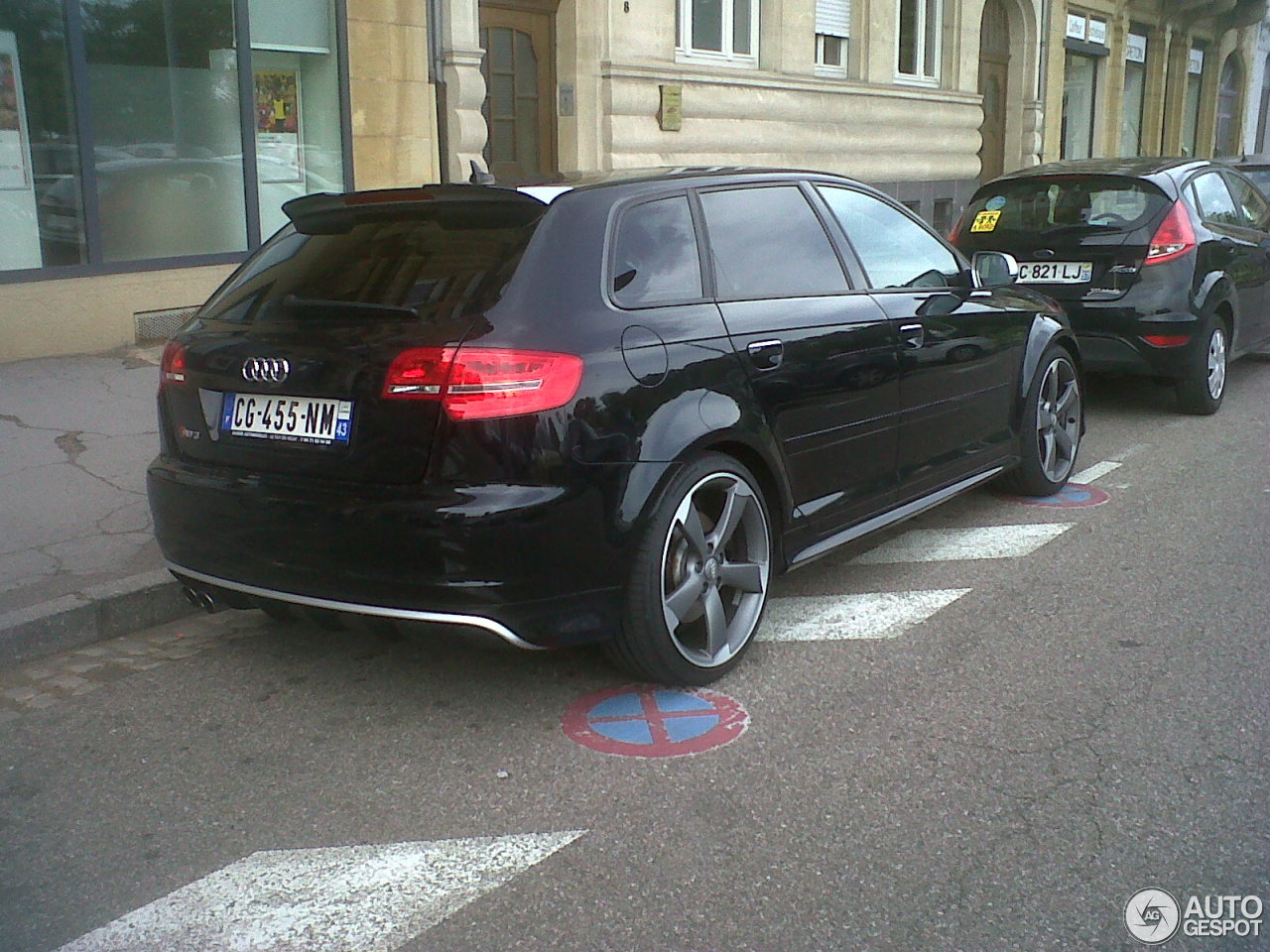 audi rs3 sportback 1 dezember 2012 autogespot. Black Bedroom Furniture Sets. Home Design Ideas