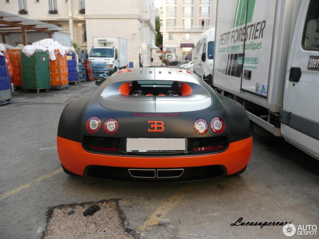Bugatti Veyron 16 4 Super Sport 1 December 2012 Autogespot