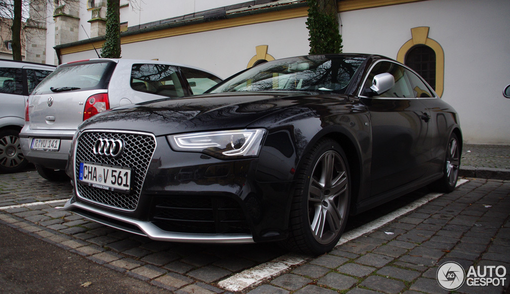 Audi Rs5 B8 2012 2 December 2012 Autogespot