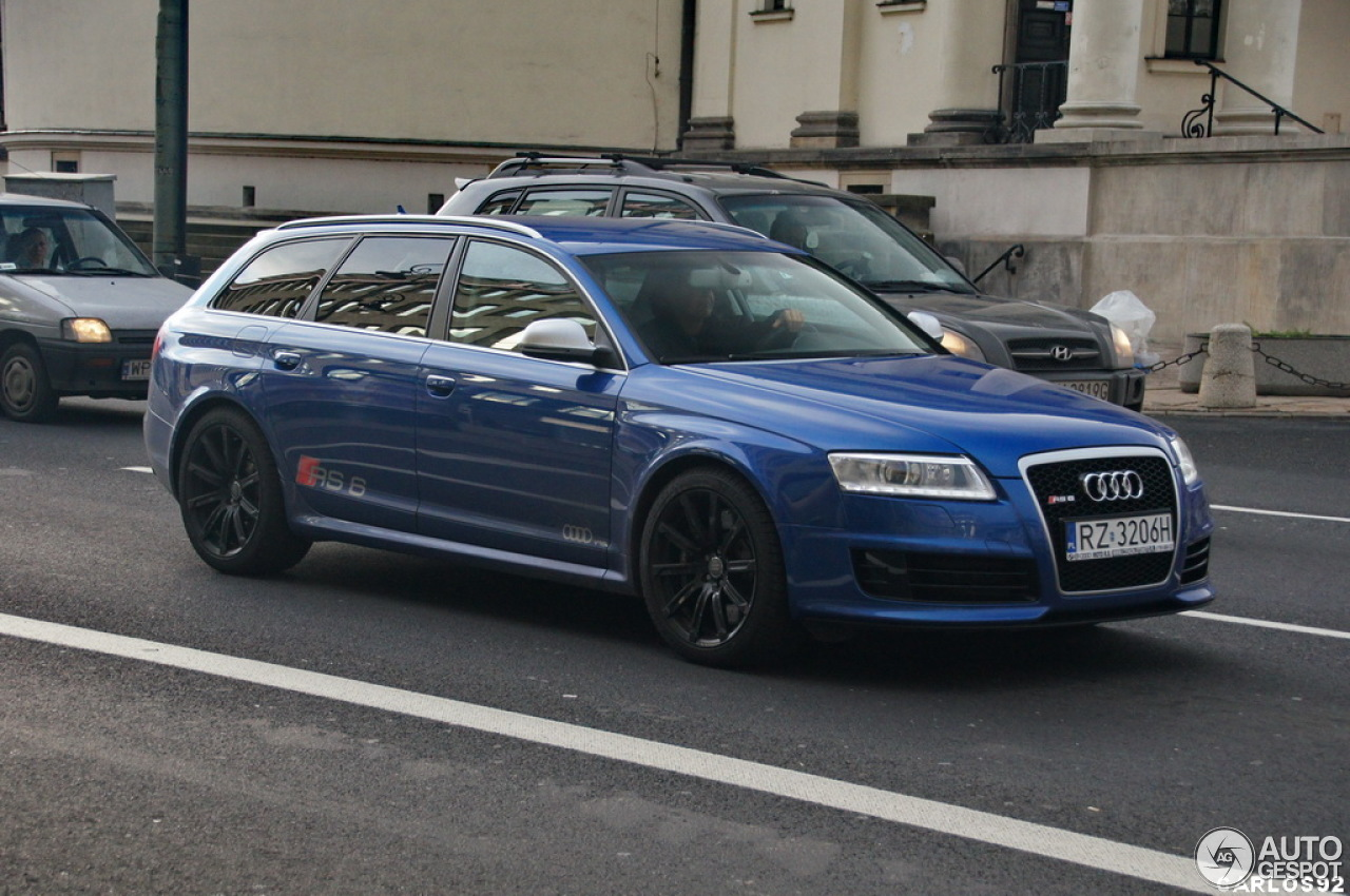 C6 Rs6 In The Us