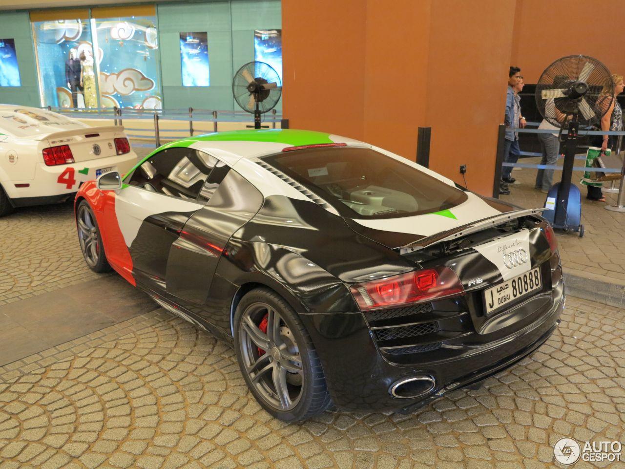 Audi R8 V10 3