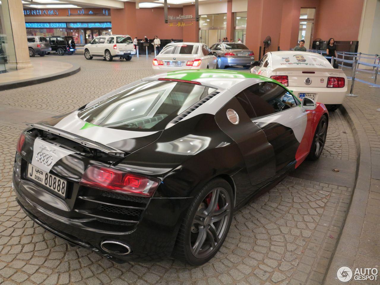 Audi R8 V10 5