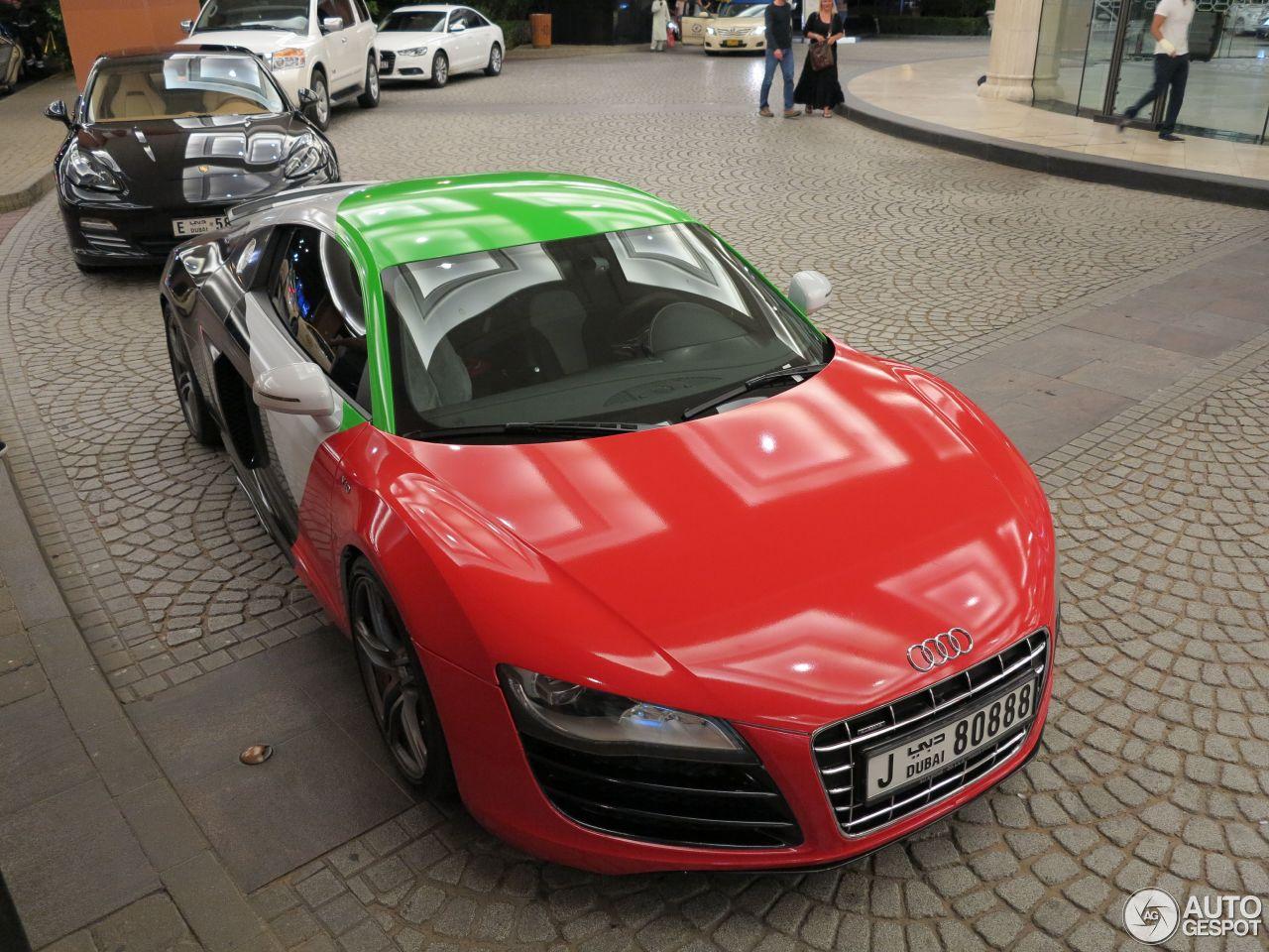 Audi R8 V10 7