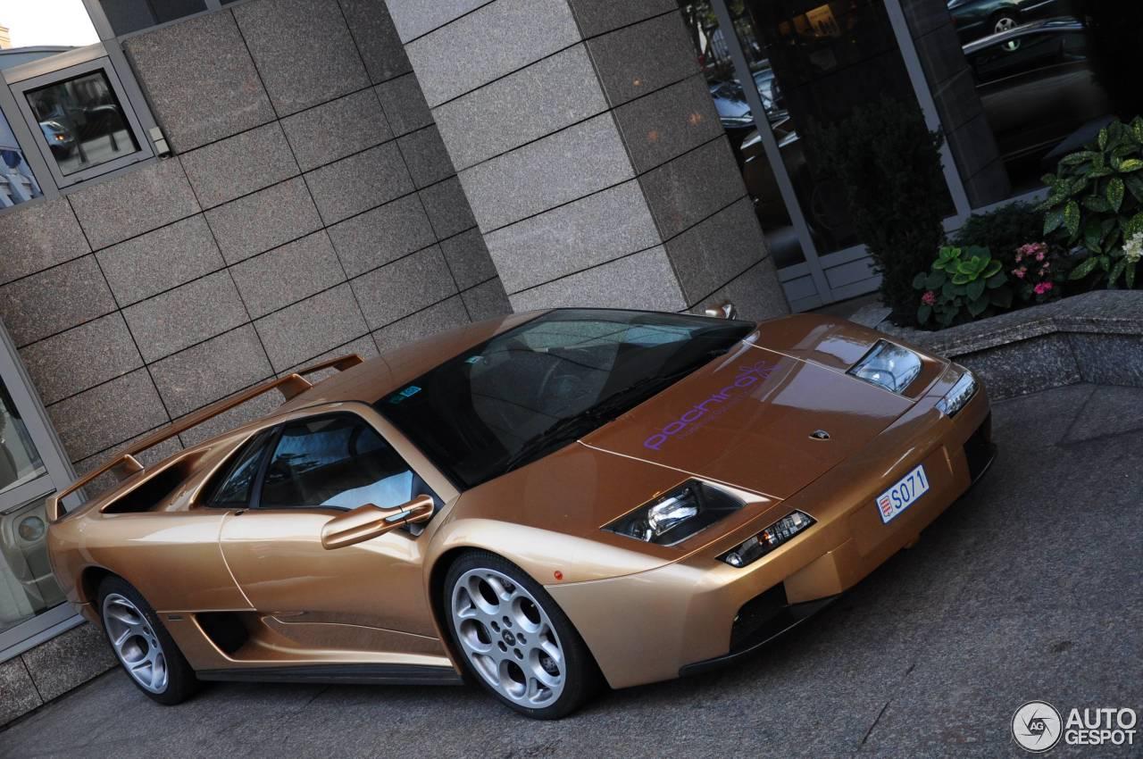 Lamborghini Diablo Vt 6 0 Se 3 December 2012 Autogespot