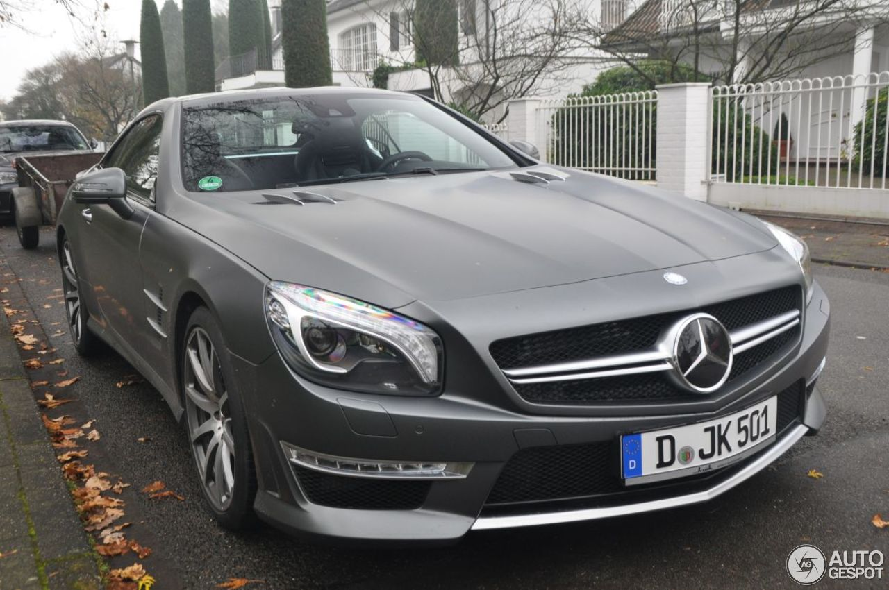 mercedes benz sl 63 amg r231 3 dezember 2012 autogespot. Black Bedroom Furniture Sets. Home Design Ideas