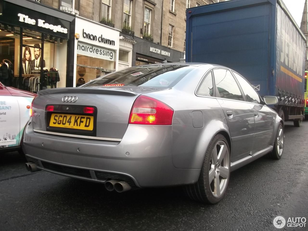 Audi Mtm Rs6 Sedan C5 5 December 2012 Autogespot