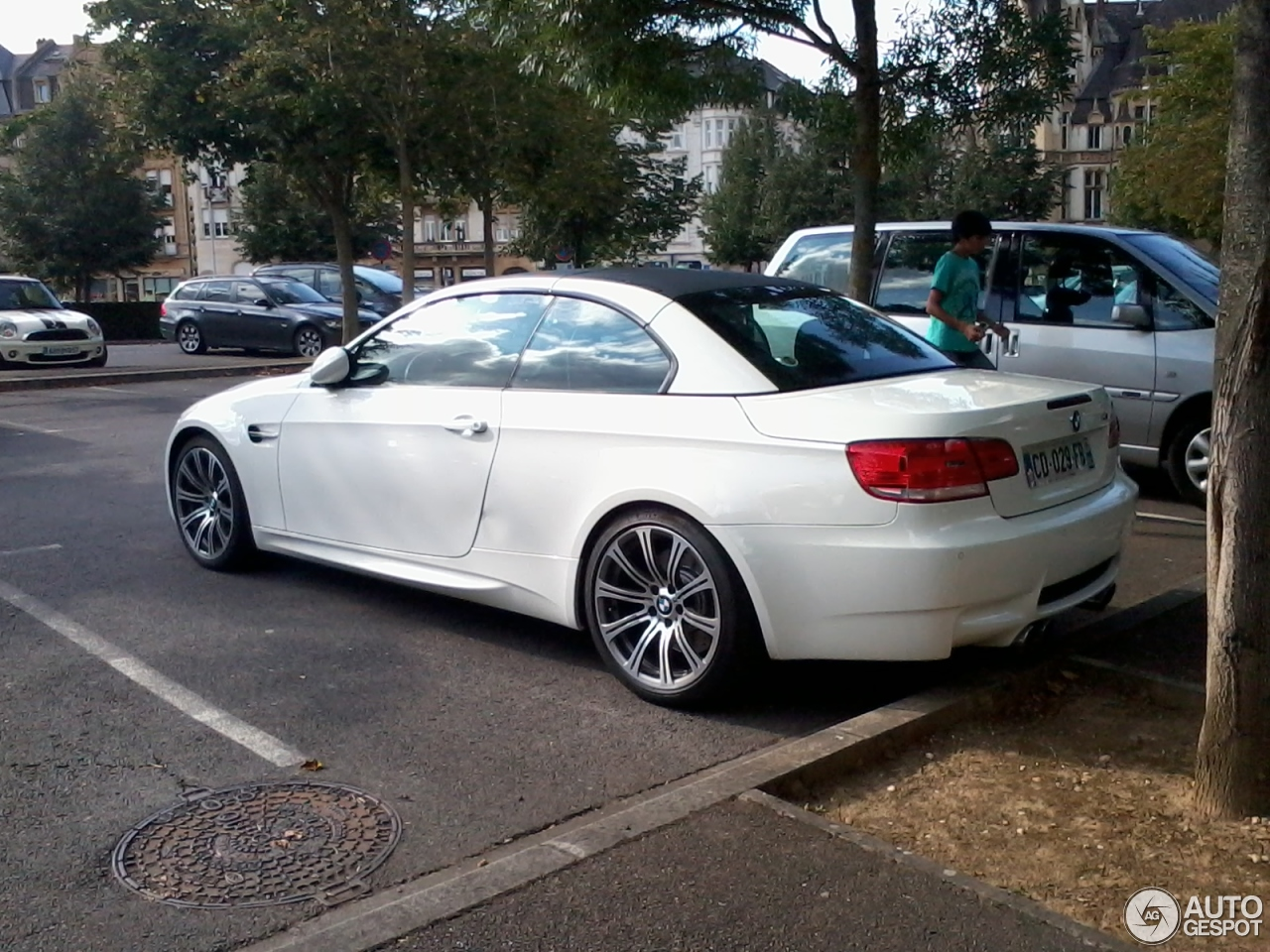 bmw m3 e93 cabriolet 5 december 2012 autogespot. Black Bedroom Furniture Sets. Home Design Ideas