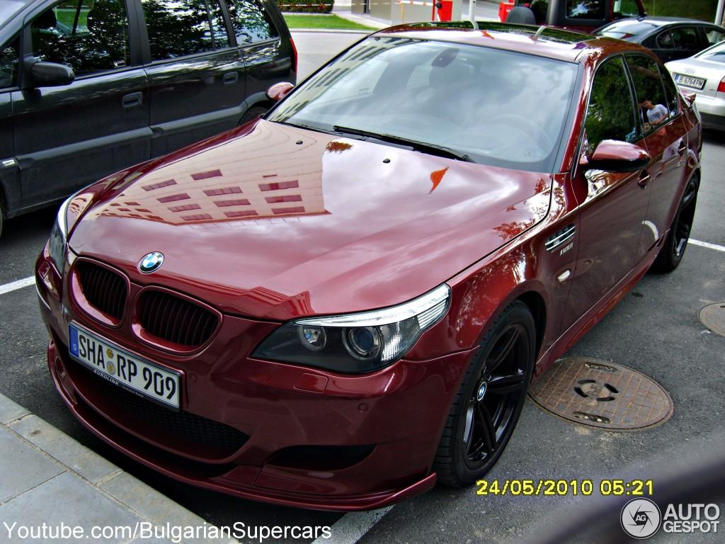 Bmw Hamann M5 E60 7 December 2012 Autogespot