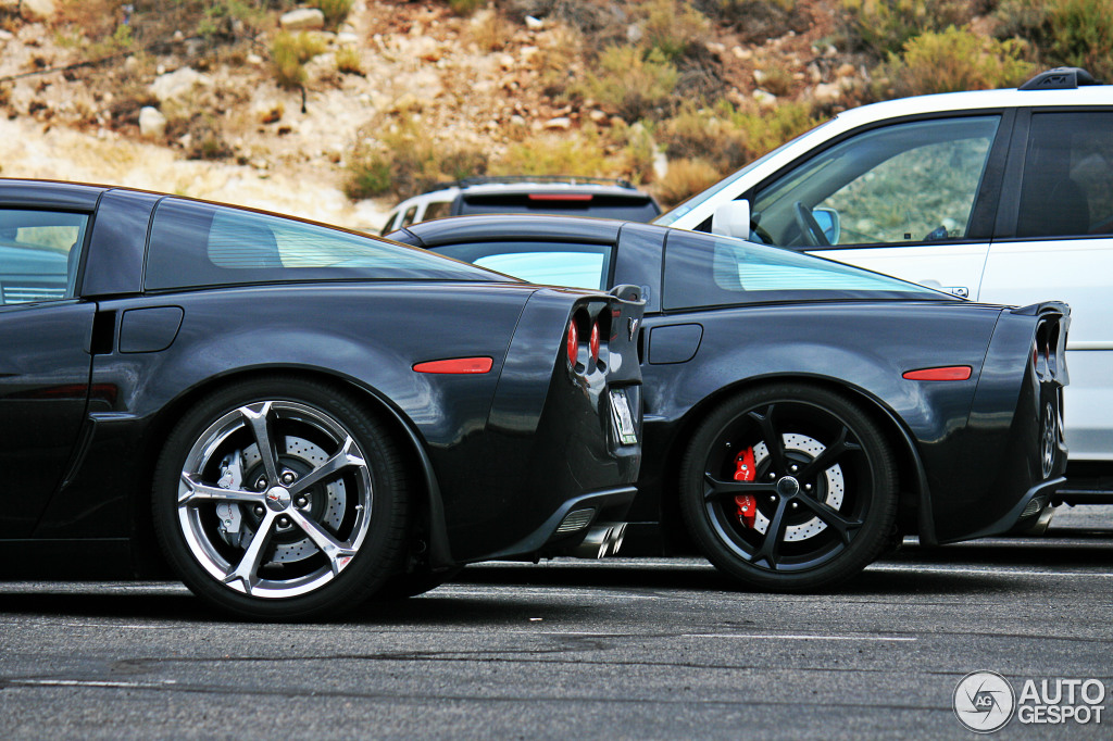 2018 Corvette Grand Sport >> Chevrolet Corvette C6 Grand Sport Centennial Edition - 7 December 2012 - Autogespot
