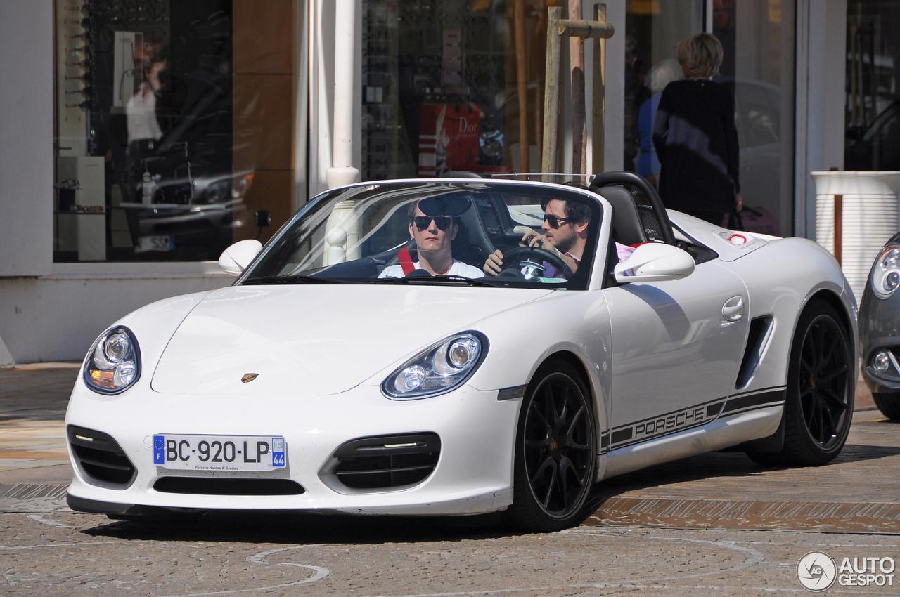 porsche boxster spyder 7 december 2012 autogespot - Porsche Spyder 2012