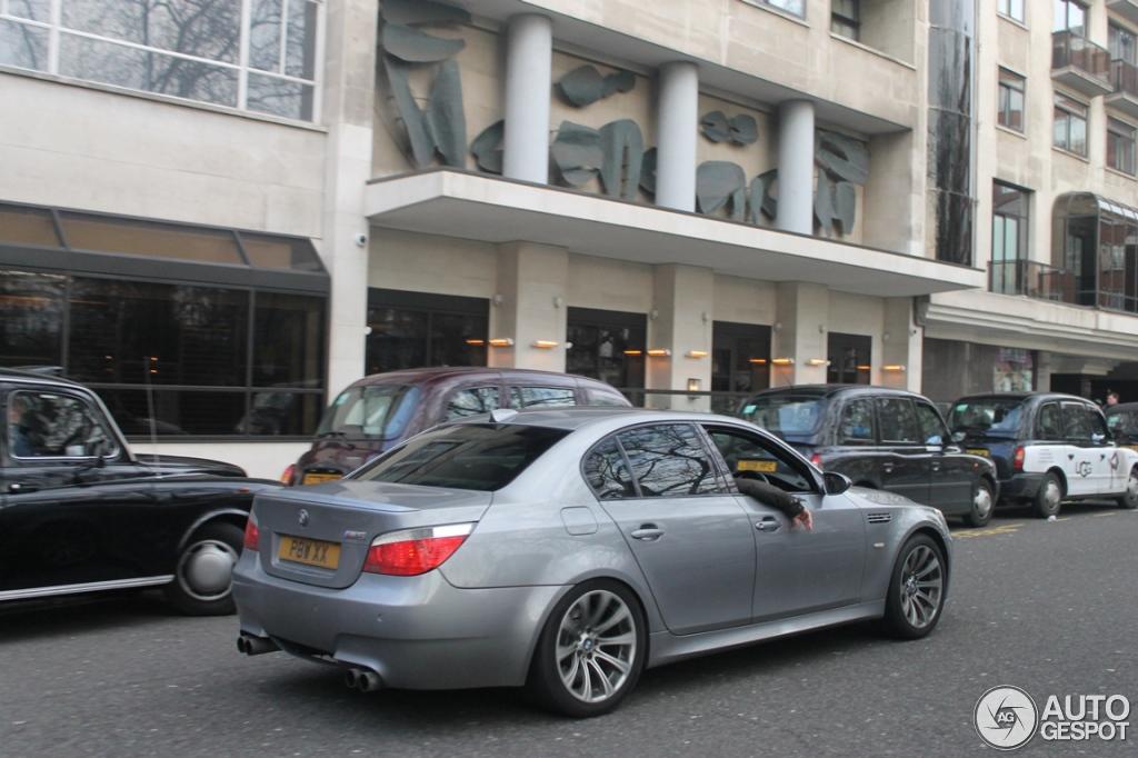 BMW M5 E60 2005 - 11 December 2012 - Autogespot