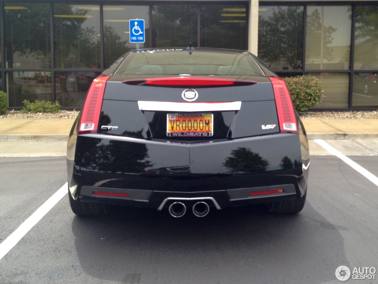 Cadillac Cts V Coup 233 11 December 2012 Autogespot