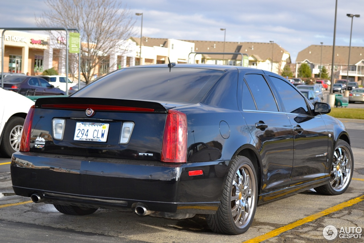 cadillac sts v 11 december 2012 autogespot. Cars Review. Best American Auto & Cars Review