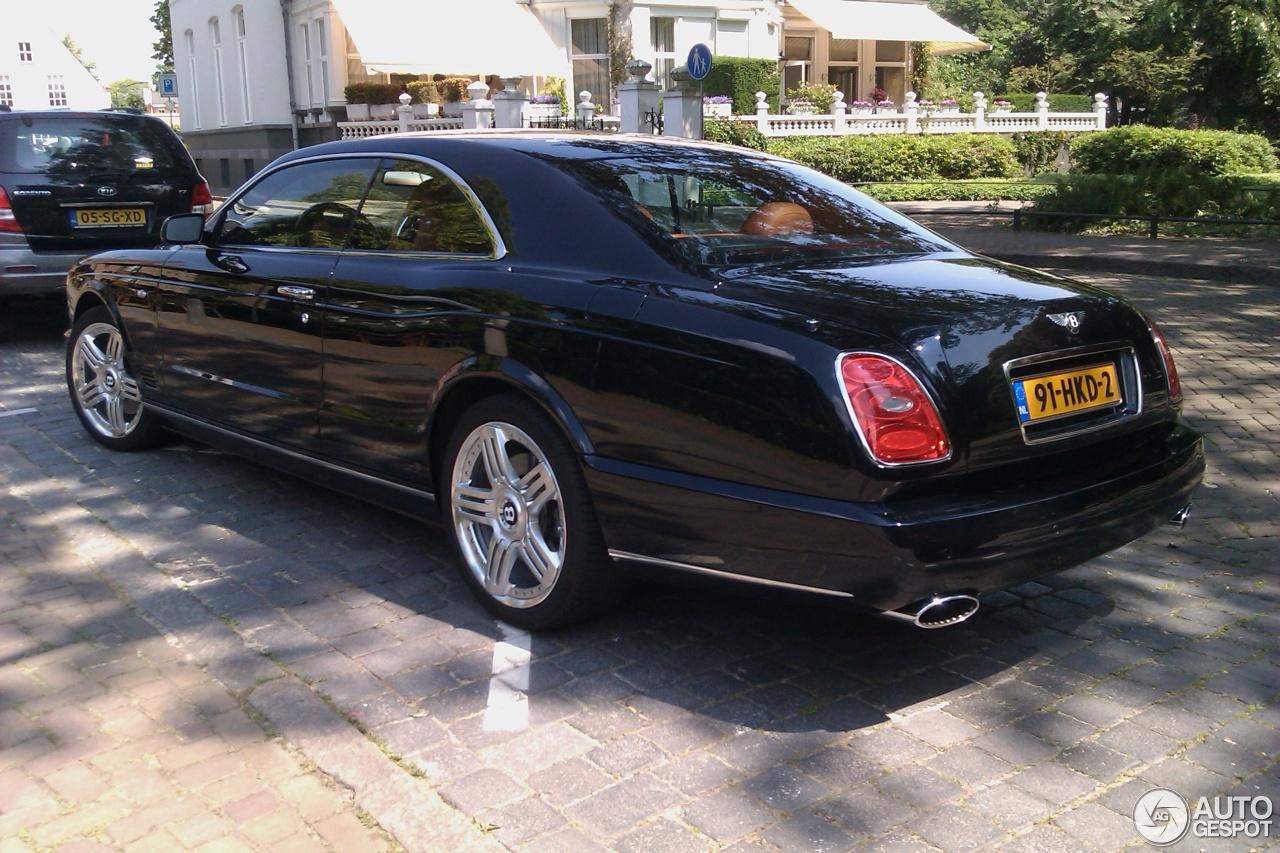 Bentley Brooklands 2008 - 19 July 2012 - Autogespot