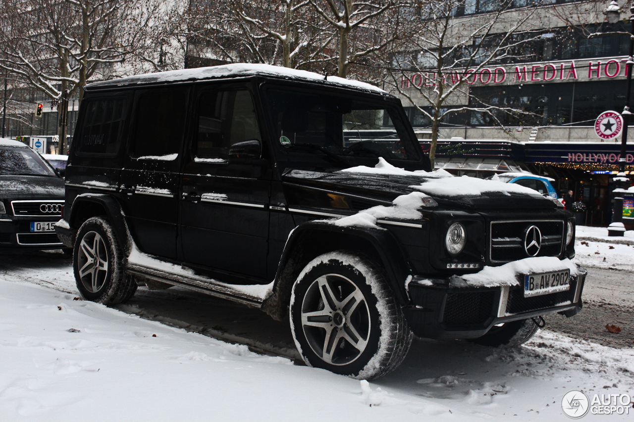 Mercedes-Benz G 63 AMG 2012 - 12         2012 - Autogespot