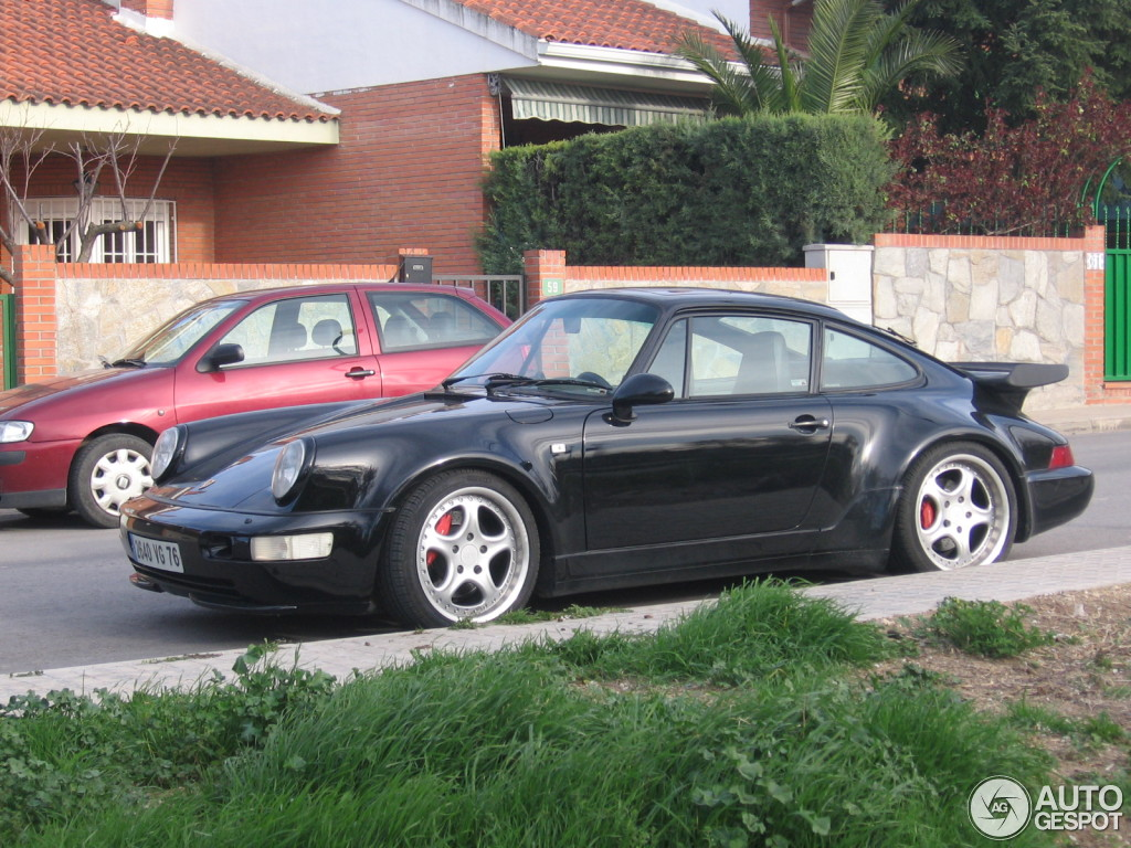 porsche 964 turbo s 3 6 12 december 2012 autogespot. Black Bedroom Furniture Sets. Home Design Ideas