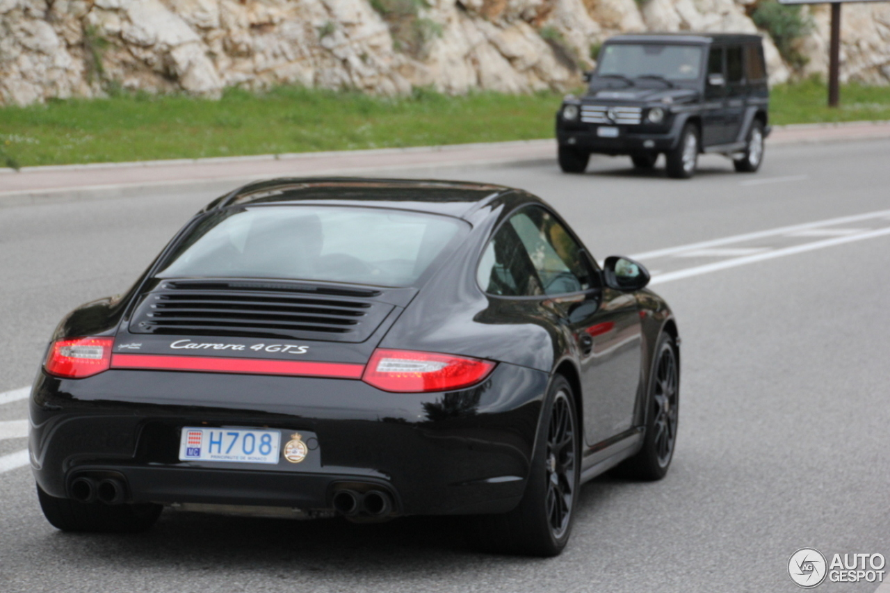 porsche 997 carrera 4 gts 12 december 2012 autogespot. Black Bedroom Furniture Sets. Home Design Ideas