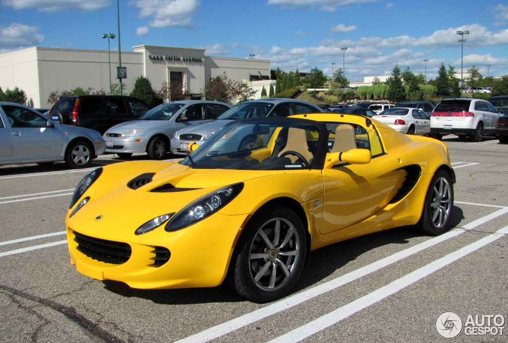 lotus elise s2 111r federal elise 13 december 2012 autogespot. Black Bedroom Furniture Sets. Home Design Ideas