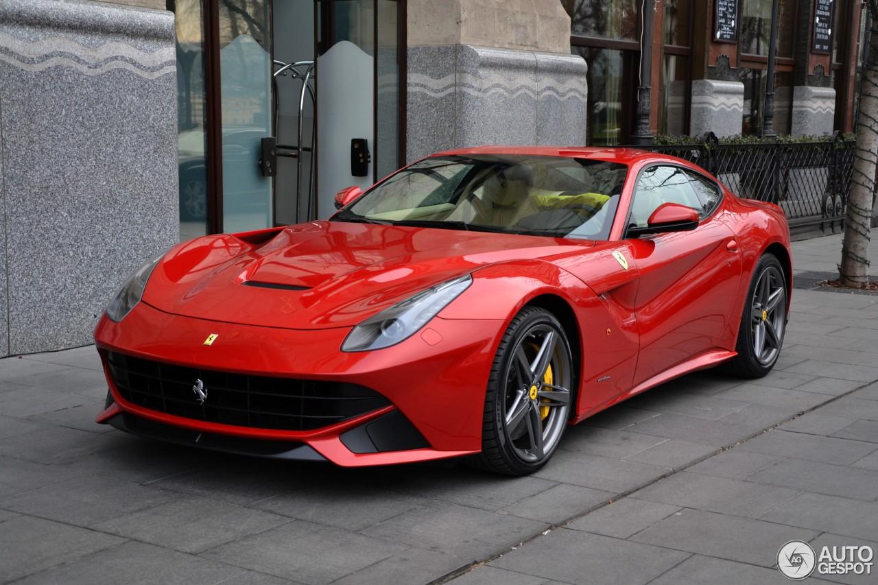 Ferrari F12 Berlinetta Red | www.pixshark.com - Images ...