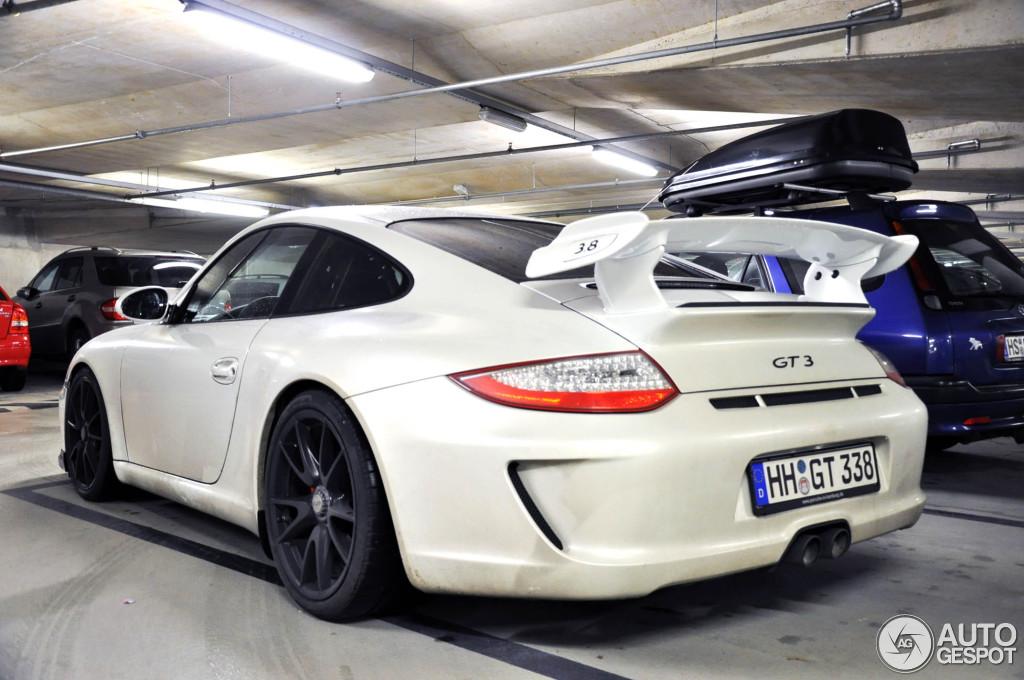 Porsche 997 Gt3 Mkii 14 December 2012 Autogespot