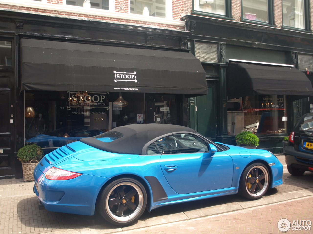 Porsche 997 Speedster 15 December 2012 Autogespot