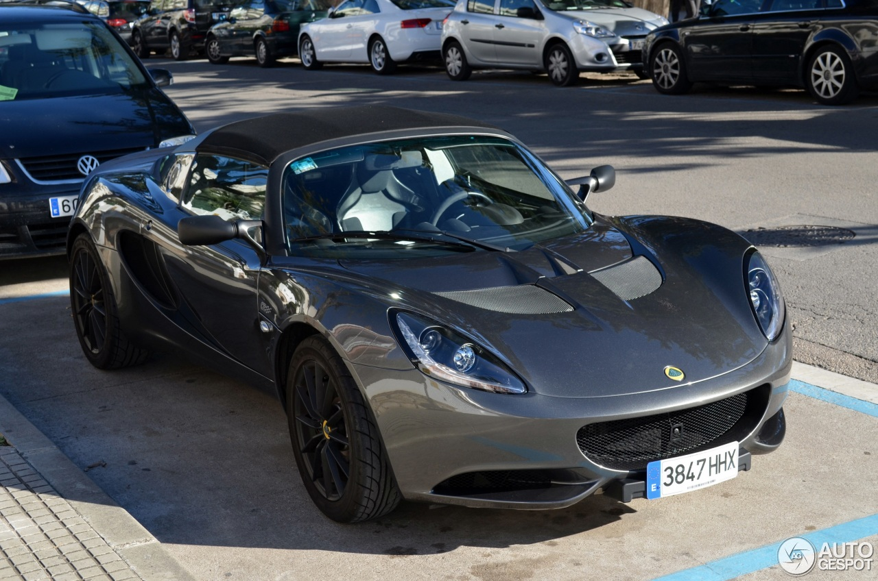 lotus elise s3 cr 16 december 2012 autogespot. Black Bedroom Furniture Sets. Home Design Ideas