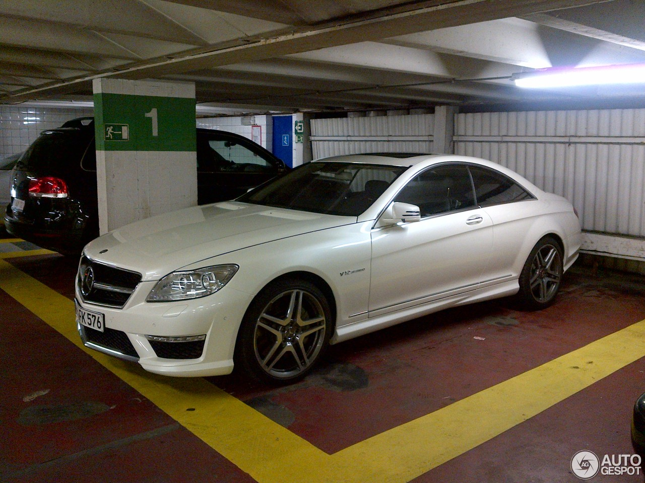 mercedes benz cl 65 amg c216 2011 16 december 2012 autogespot. Black Bedroom Furniture Sets. Home Design Ideas